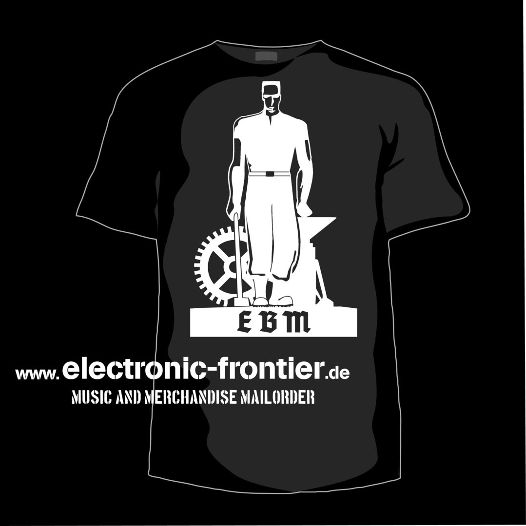 EBM electronic body music Arbeiter T-Shirt - EBM - Electro - Kleidung