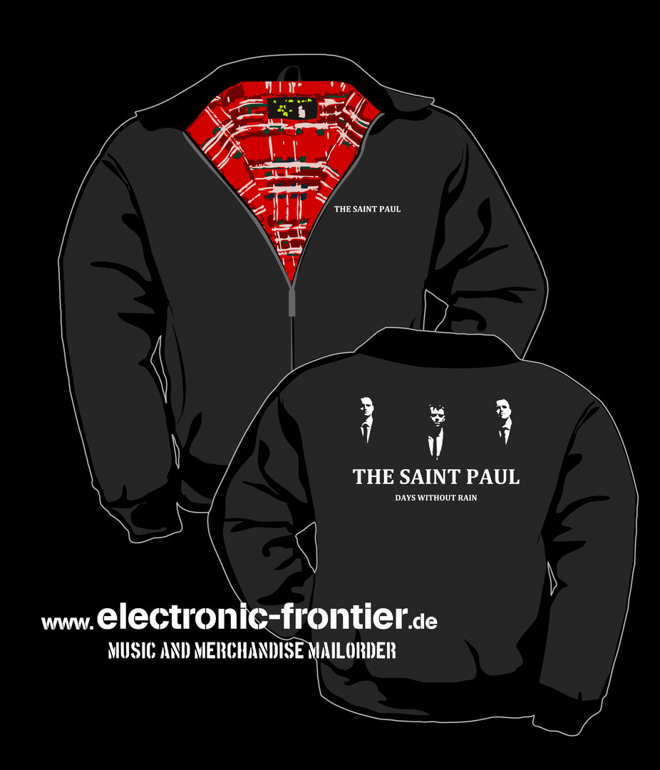 THE SAINT PAUL ENGLISH STYLE′ SOMMER JACKE