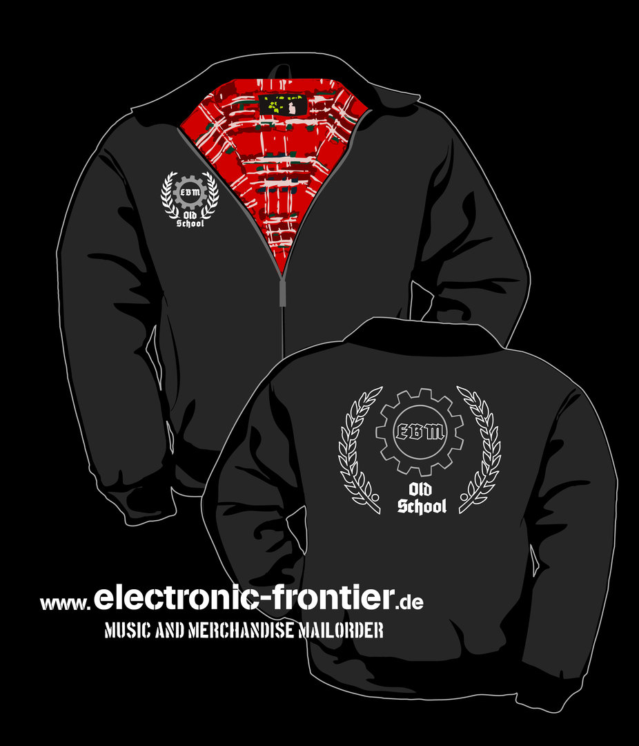 English Style Jacke Old School EBM