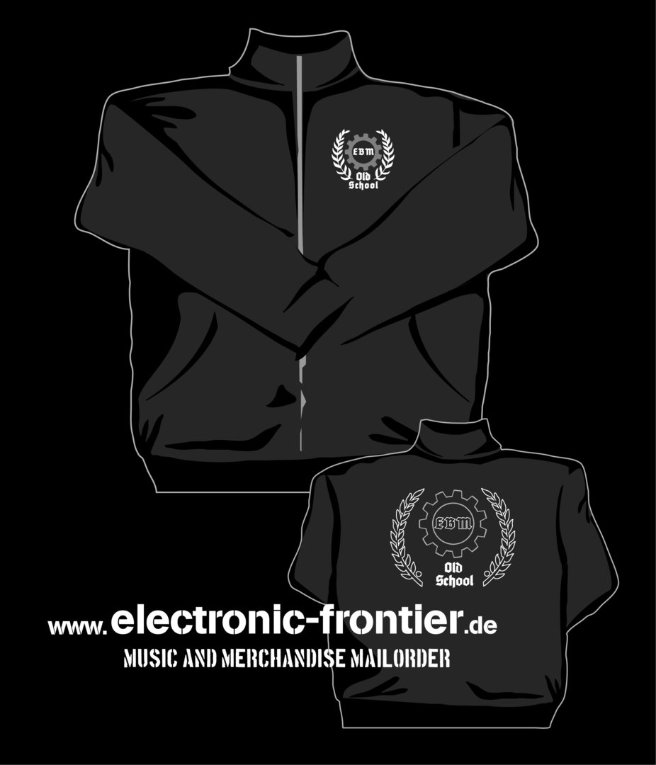 Old School EBM Sweat Jacket