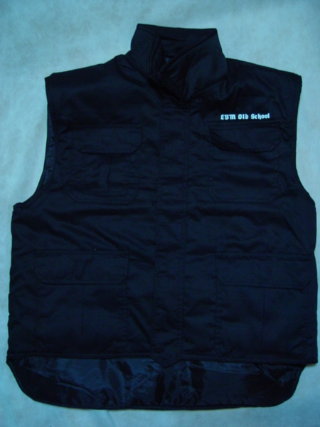 Old School EBM Ranger Vest