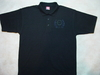 EBM old school Man Polo Shirt black black