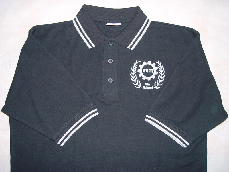 EBM OLD SCHOOL MC Polo