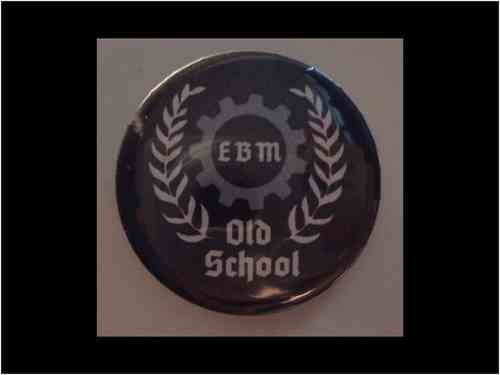 Button EBM Old School