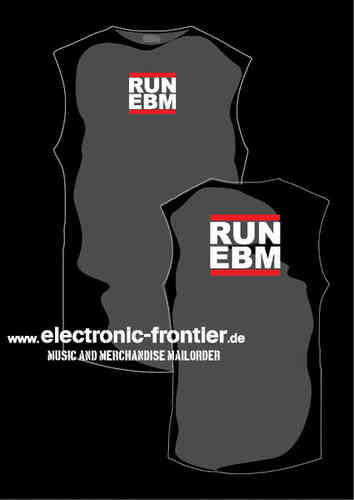 RUN EBM Muscle T-Shirt