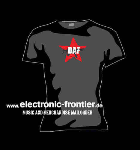 DAF 2013 Girlie T-Shirt