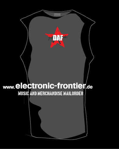 DAF 2013 Girlie Tank Top