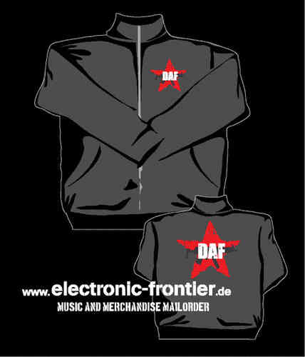 DAF 2013 Sweat Jacke