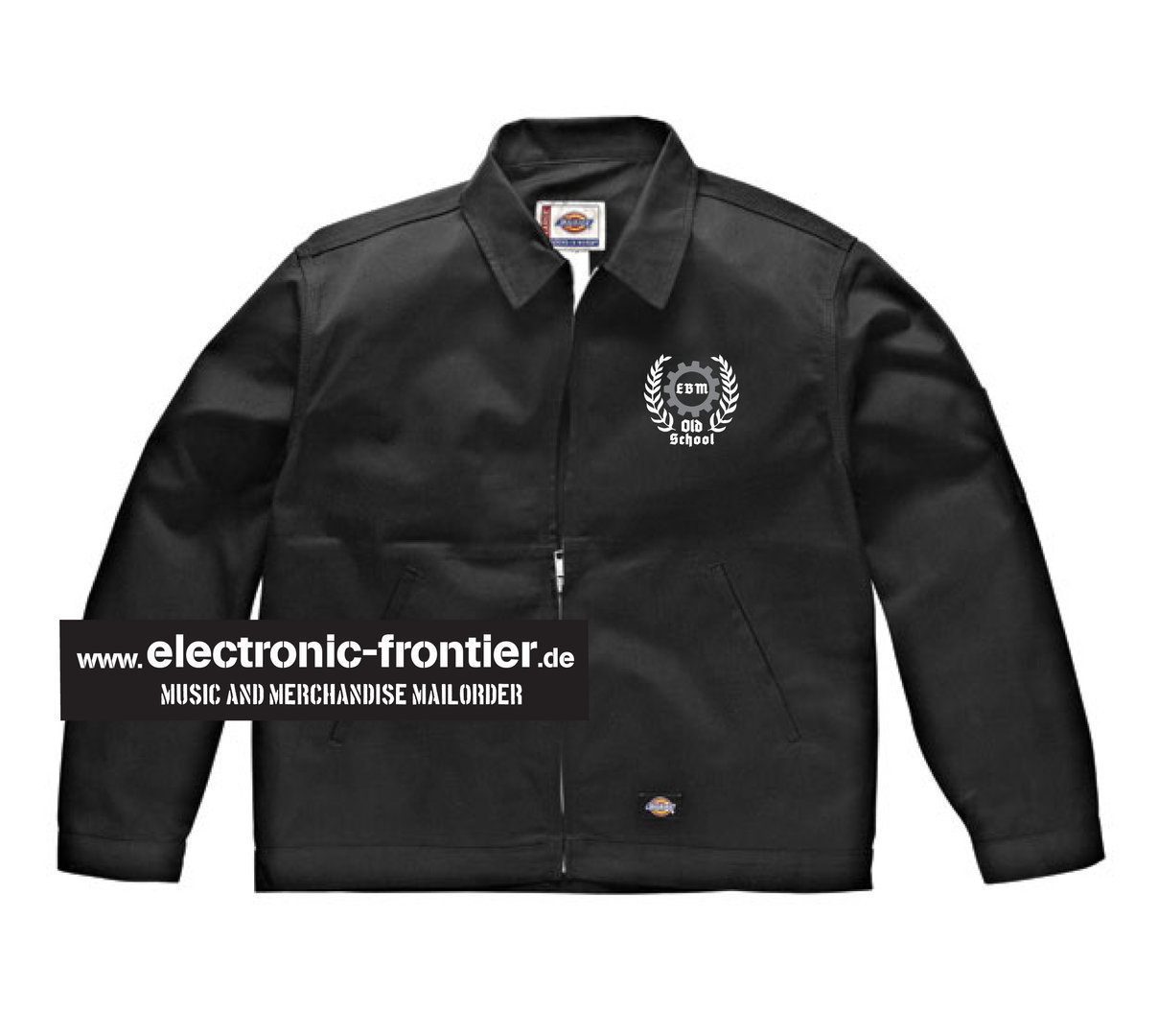 EBM old school Dickies Lined Eisenhower Jacket