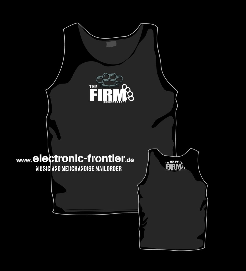 The Firm Inc. Girlie TankTop