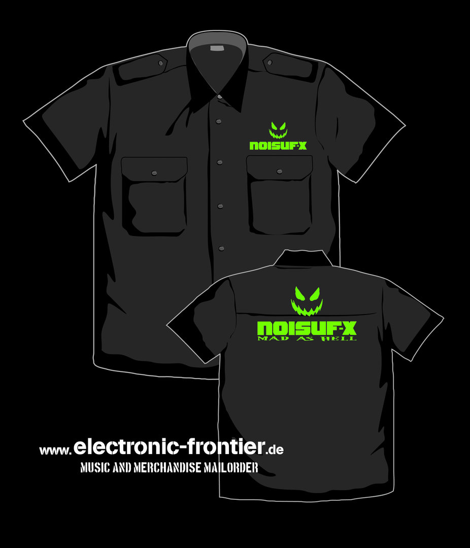 NOISUF-X Worker Shirt