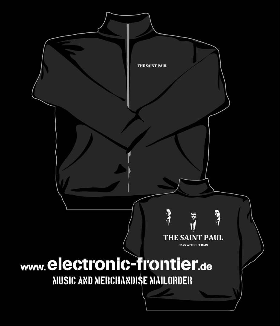 THE SAINT PAUL Sweat Jacket
