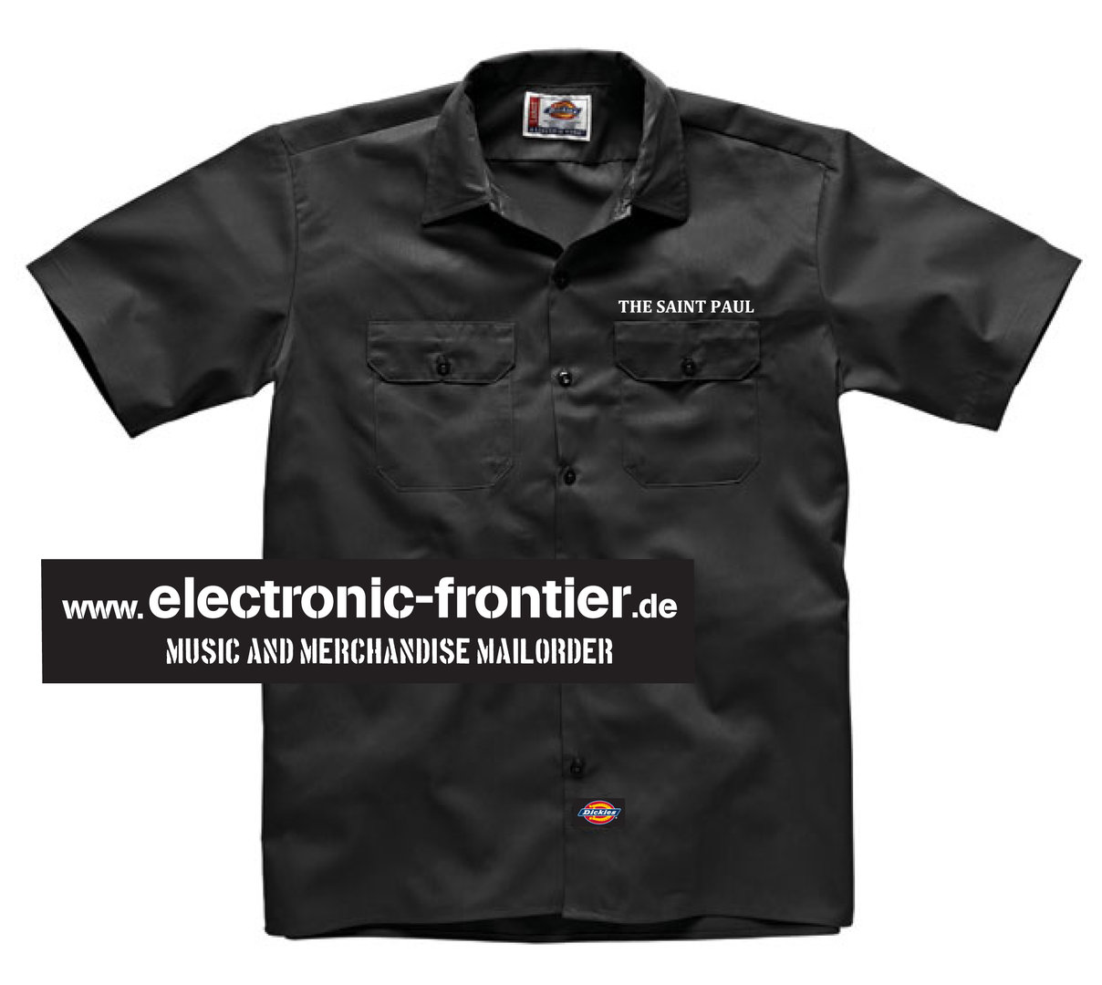 THE SAINT PAUL Dickies Worker Shirt