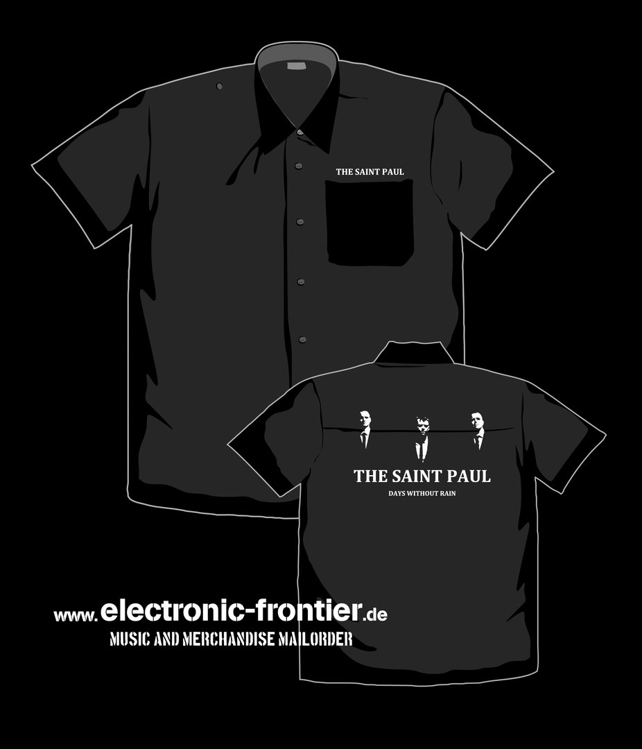 THE SAINT PAUL Short Sleeve Shirt