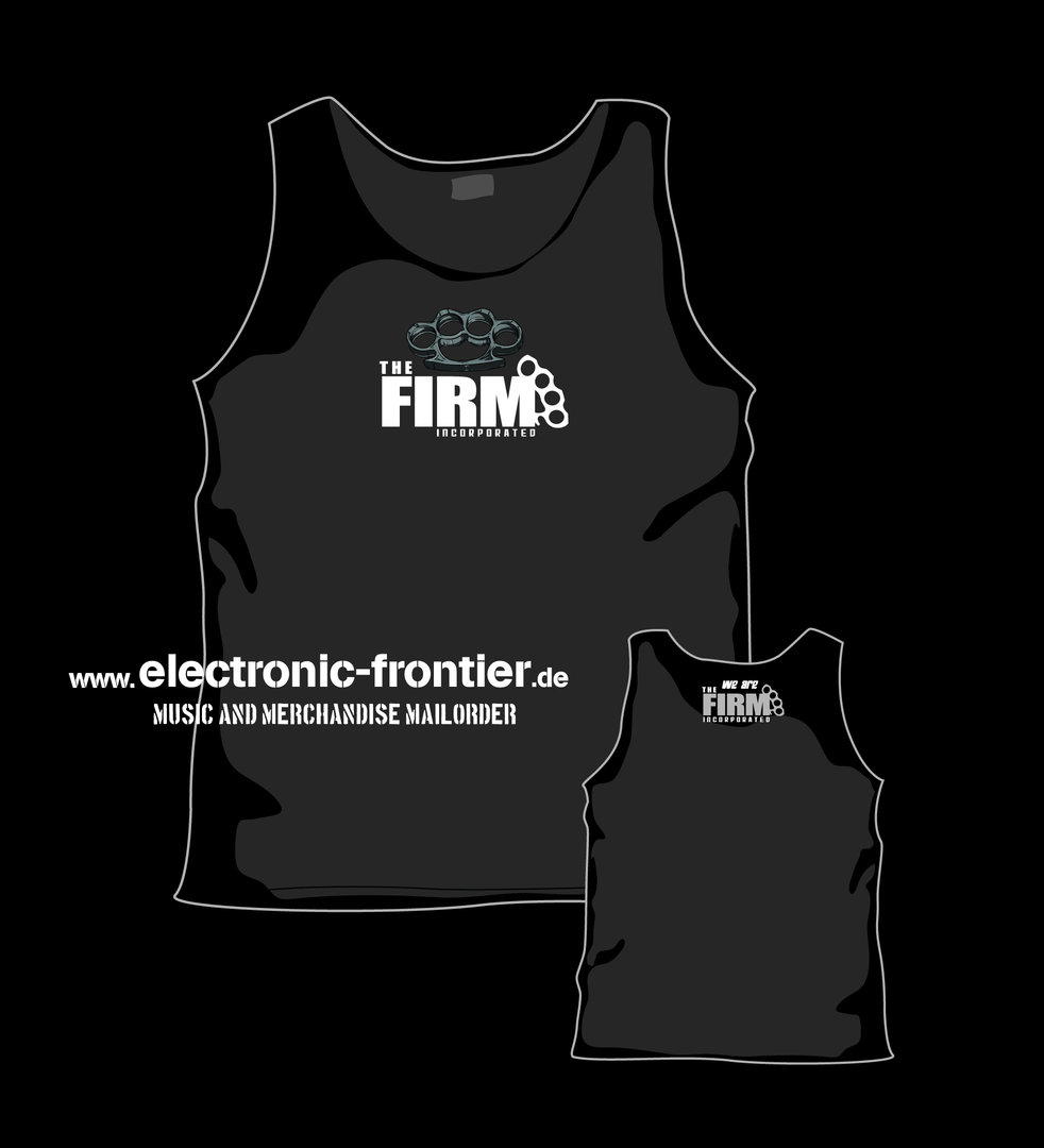 The Firm Inc. man TankTop