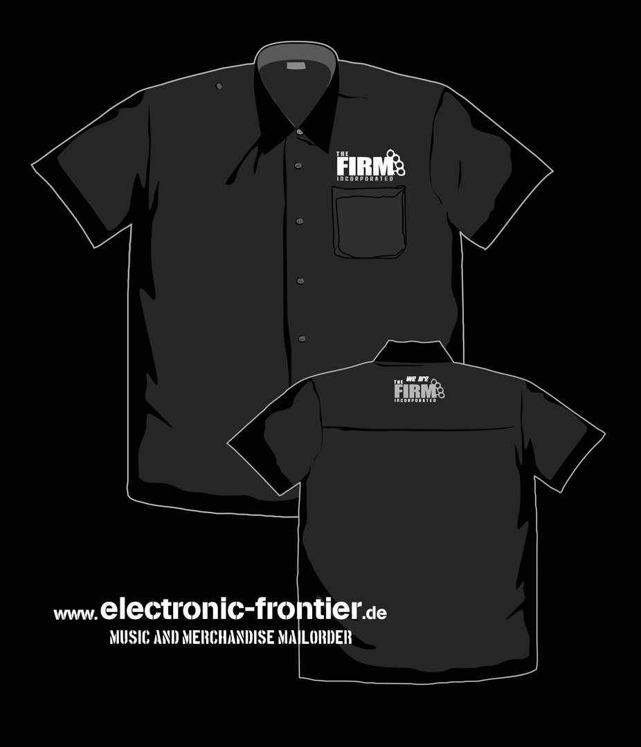 The Firm Inc. Business Shirt