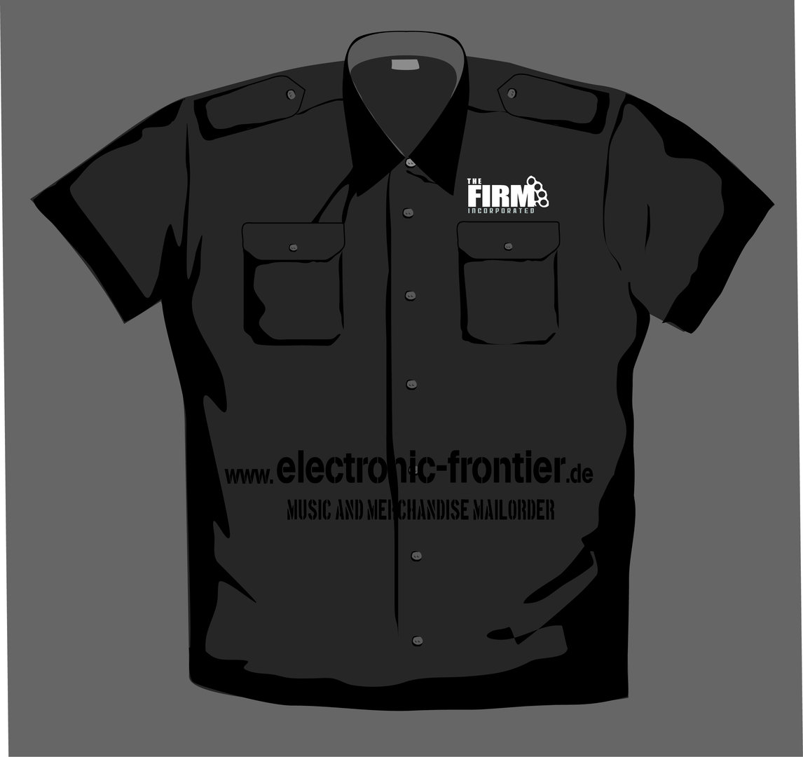 The Firm Inc. Women Worker Shirt