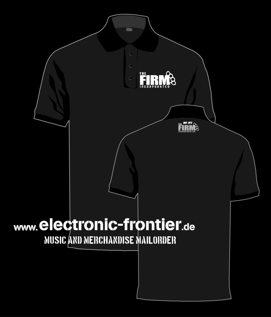The Firm Inc. Polo Shirt