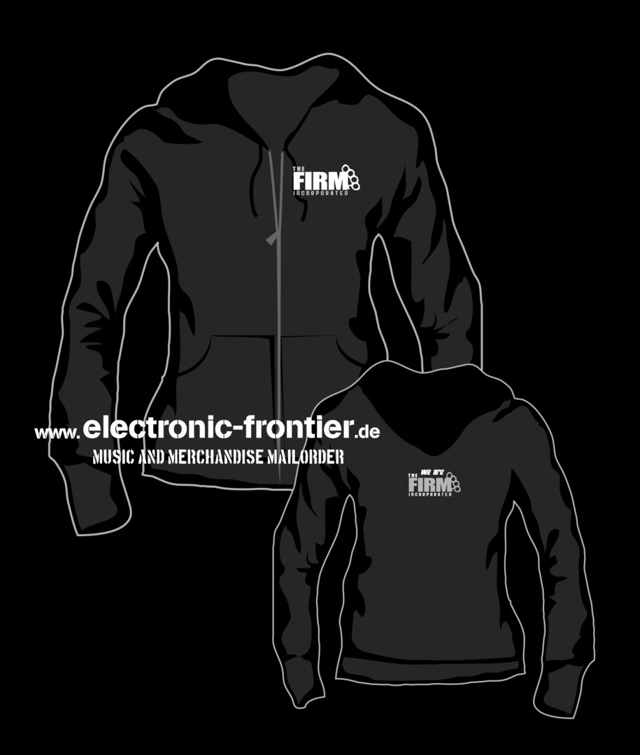 The Firm Inc. Girlie Hoodie