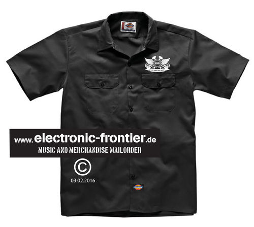 EBM Wings Dickies Worker Shirt