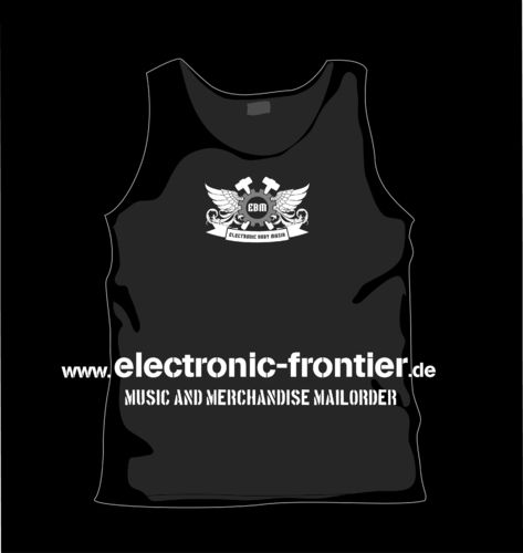 EBM Wings Man TankTop