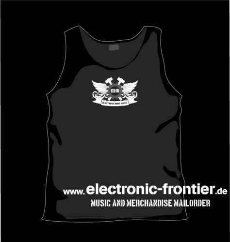 EBM Wings Man TankTop Feinrip