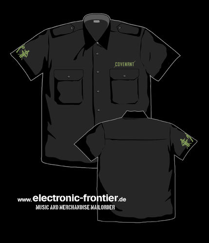 COVENANT TBD Man Worker SHIRT