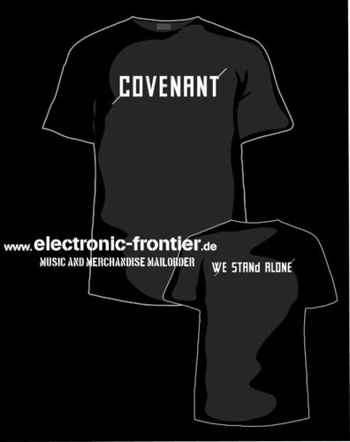 COVENANT T-Shirt we stand alone