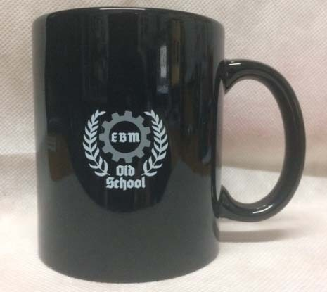 EBM old school Tasse