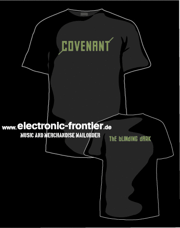 COVENANT The Blinding Dark T-Shirt no.1