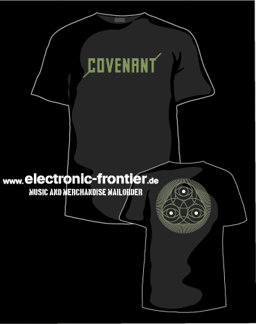 COVENANT The Blinding Dark T-Shirt no.2