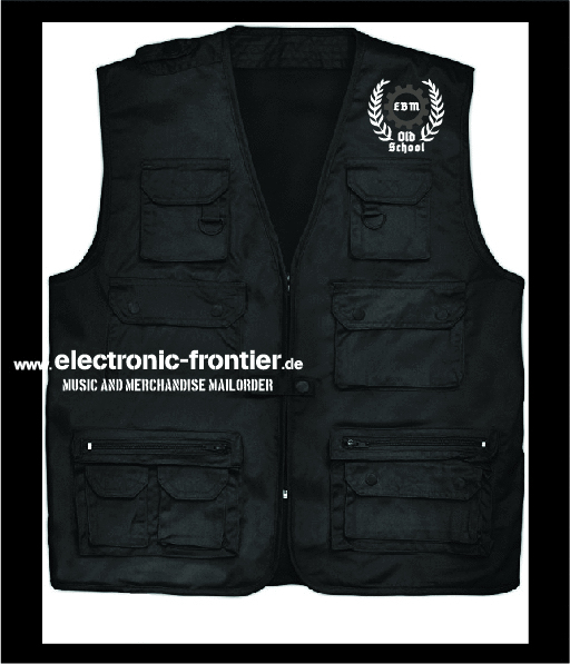 EBM old school hunting vest